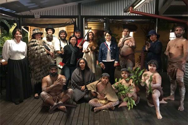 土著文化展