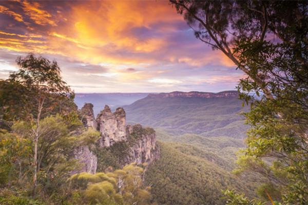 悉尼5日精彩寻景经典之旅——悉尼-蓝山-史蒂芬港-堪培拉-悉尼