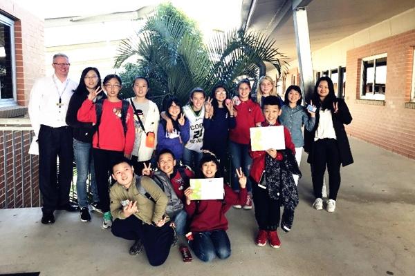 澳大利亚11天大学生未来CEO领导养成培训营(悉尼 - 布里斯班 - 海豚岛)